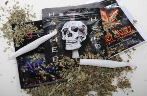 synthetic weed