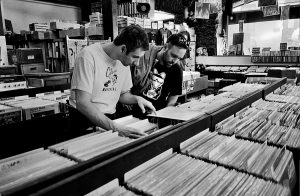Digging in The Crates