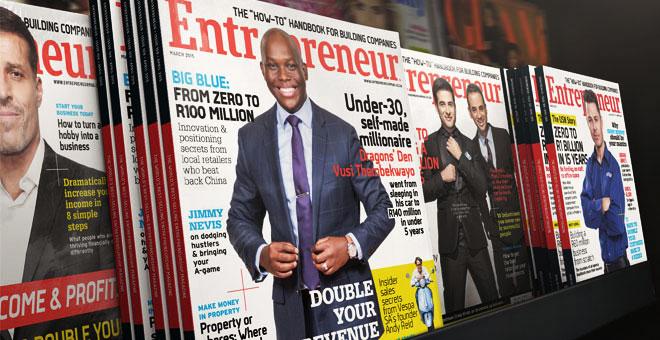 Entrepreneur Magazine About Us