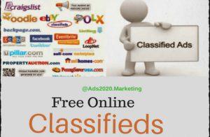 online classified ads