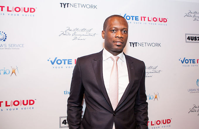 Pras of the Fugees plans to produce a reality TV series about the NYPD Hip Hop Police.