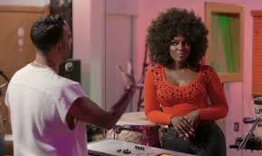 On one episode of LHHM, Young Hollywood comes at Amara La Negra for being a Latina woman who's a bit too Black.