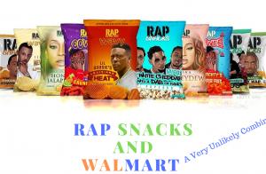 Rap Snacks and Walmart
