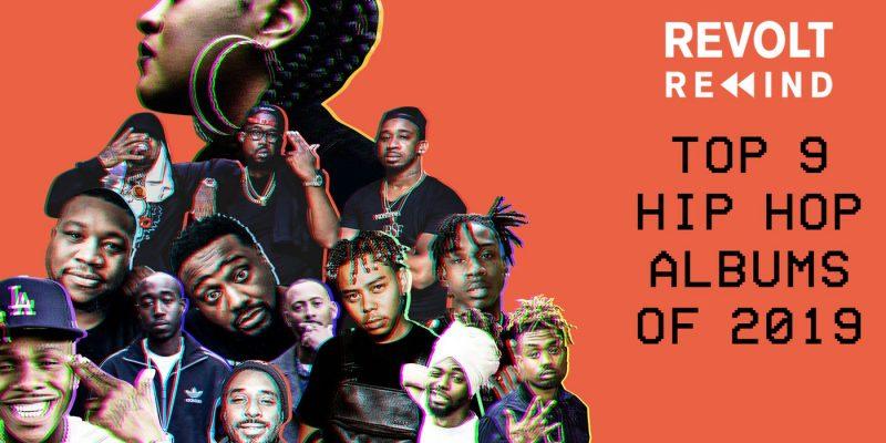 Revolt Best Hiphop2019