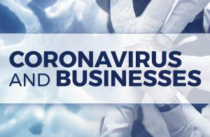 Coronavirus Businesses