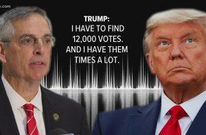 Trump Raffensperger